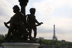 Eiffel Tower. Paris.