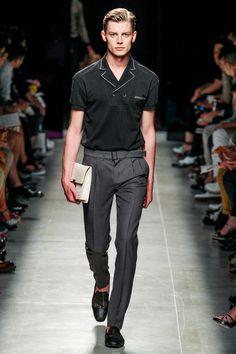 Bottega Veneta Spring 2014 Men's Collection