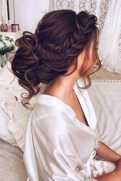 Braided Bridesmaids Hair picture1