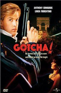 Gotcha! (1985). Loved this movie back on the day, especially since some of it took place in Berlin