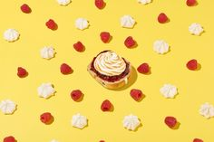 Berry jam + toasted meringue + hot cross bun = a berry delight that's so right. #HotCrossBun