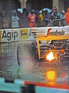 —- Toleman TG183B Hart 415T - Toleman Group Motorsport —- Legend —– Ayrton Senna ——-