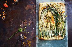 Wildflower flatbread