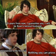 Oh Brendon... How you amuse me :)
