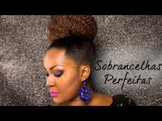 Sobrancelhas perfeitas e fáceis de fazer | Irlaine Tavares - YouTube