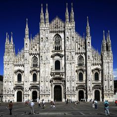 Duomo- Milan, Italy