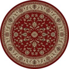 Gem Marash Red Area Rug