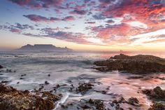 Last light in Blouberg, Cape Town | Getaway Magazine