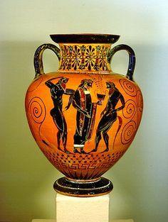 1000 Images About Greek Black Figure Ware On Pinterest