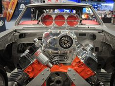 Click image or go to www.streetrodlife.com to see full gallery of engines from #sema15