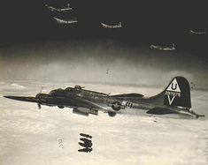 This is the first operation to be nicknamed Black Thursday by the US Air Force, and looking at the numbers killed it's not hard to see why. In 1943, the Allied Bomber Command had decided to hit the ball bearing factories at Schweinfurt. Flying largely without escorts, an attacking force of 291 B-17 Flying Fortresses quickly lived up to their names as they were forced to fight off attacks from all sides by swarms of German fighters.
