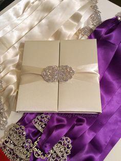 Invitation box gatefold invitation boxed wedding invitation - 1000 Images About Wedding Invitations On Pinterest Box