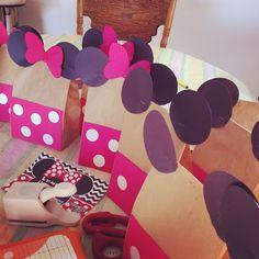 mickey mouse birthday goody bags | Wade, Tara, Ruger, Lynella and Wynn Olson