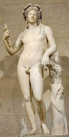 For the ancient Greeks the culture of #wine was embodied in the deity, #Dionysus, the son of Zeus and Semeli.   #GreekWine #WineLover #Greece #TasteGreekWine #WinesOfGreece
