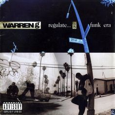 """G-Funk still got a little bit of a hard edge, but makes you feel good at the same time. I want something like that, so you can ride in the sunset on PCH. You can smoke to it, barbeque, get your groove on. It feels good."" #warreng"