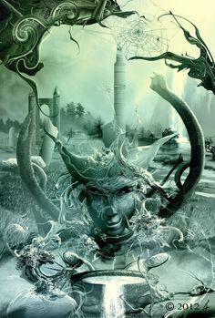 Forgotten realm by ricky4 on DeviantArt