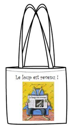 Le loup est revenu - Nurvero Grande Section, Petite Section, Album Jeunesse, Core French, Cri, Education, School, Books, Applications
