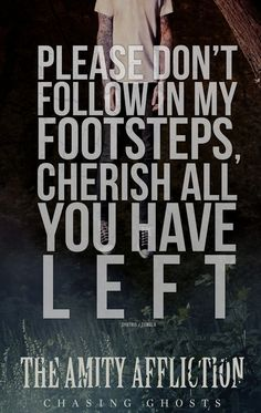 Chasing Ghosts | The Amity Affliction // Chasing Ghosts