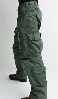Kitanica All Season Pants This pants would be cooler than shit with a slim taper Tactical Wear, Tactical Pants, Tactical Clothing, Survival Clothing, Survival Gear, Camouflage, Tactical Accessories, Military Gear, Cool Gear
