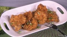 Fried Poke Chops