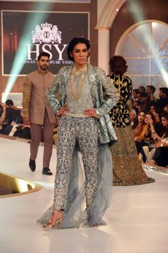 HSY Collection Bridal Couture Week 2015 Pics