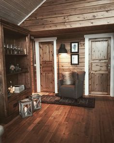 ��� Garage Doors, Cottage, House Design, Building, Outdoor Decor, Life, Instagram, Home Decor, Houses