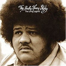 """""""Baby Huey"""" was a 400lb Chicago soul singer who died at age 26 after releasing a single unsuccessful album. The album later became hugely influential on early hiphop artists, eventually being sampled on hundreds of hiphop tracks over the past 35 years (en.wikipedia.org)"""