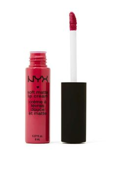 NYX Matte Lip Cream - Prague