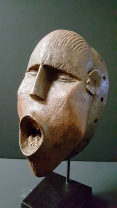 Gurunsi group Mask, burkina faso