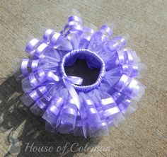 How To Make A Boutique Tutu   House of Coleman