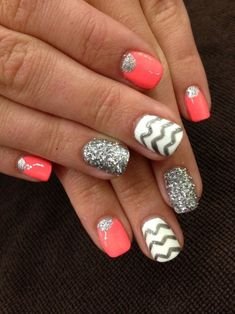 deco ongles gel ete