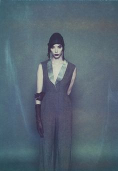 Polaroid 669 series   Photographer Valentina Vallone styling Irene Pazzanese model Giordana Vasquez Make up artist Sabina Pinsone
