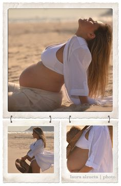Sexta-feira feliz! Adoro fazer fotos de grávida na natureza!