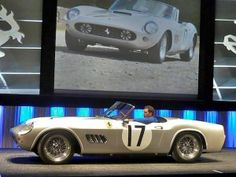 1959 Ferrari 250GT LWB California Competizione Spyder