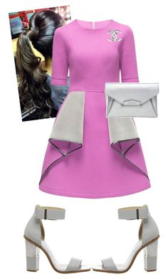 """Sunday Morning!"" by cogic-fashion ❤ liked on Polyvore featuring Lattori, Office, Chanel, Givenchy, women's clothing, women's fashion, women, female, woman and misses"
