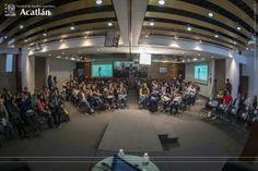 Nuestra comunidad asistente al Congreso de Imagen, el pasado 6 de marzo de 2014, en la FES Acatlán.