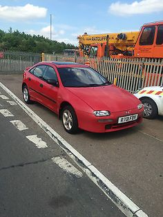 Mazda 323 i solved the problems at idle mazda 323 repairs ebay 1998 mazda 323 venetian red spares or repair carparts carrepair ukdeals fandeluxe Choice Image