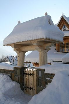 Villa in the Polish Tatry Mountains