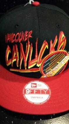 4e9a36c9d5e Vancouver Canucks NHL New Era 9Fifty