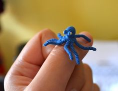 8 Tips for Teeny-Tiny Micro Crochet Projects