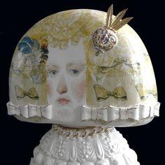 Claire Partington - Contemporary Ceramic Sculpture, Contemporary Ceramic Art, Figurative Ceramics, London