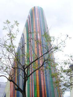 Torre en parque de la Expo 1992