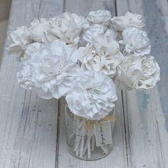 My bridal bouquet - Charming Barn
