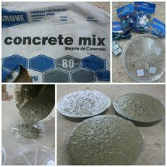 Step Stone - Concreto