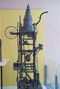 Teapot Tower Sculpture made by Michael McMillen, 2000 Part of The Artful Teapot… Patron Saint Of Animals, Paul Jackson, Artistic Installation, Smart Art, Fun Cup, Tea Art, Batman Art, Assemblage Art, How To Make Tea