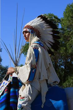 Crow Indian Fair, via Flickr.
