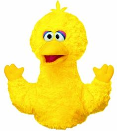 Gund Sesame Street Hand Puppet Big Bird by Puppets, http://www.amazon.co.uk/dp/B0006TPCS0/ref=cm_sw_r_pi_dp_XxbQqb1A3ZR3J