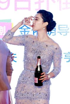 Fan Bingbing - 'One Night Surprise' Beijing Premiere