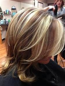 Multiple Color Hair Highlights - Yahoo Image Search Results