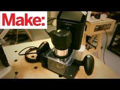Portable CNC: The Shaper Origin - YouTube
